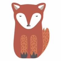 Holiday Home® Novelty Fox Pot Holder