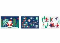 Holiday Home® Adhesive Holiday Gift Tags