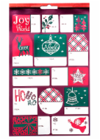 Holiday Home® Holiday Pell and Stick Gift Tags