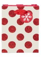 Holiday Home® Polka Dot Gift Bag