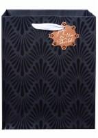 Holiday Home® Black Gift Bag