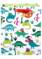 Holiday Home® Cool Yule Dino Gift Bag