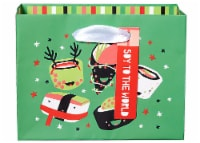 Holiday Home® Soy to the World Sushi Gift Bag