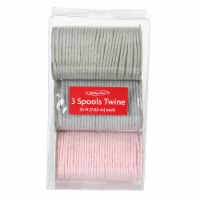 Holiday Home® Snowed in Twine - 3 Pack