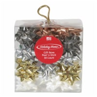 Holiday Home® Peel n' Stick Gift Bows