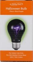 Holiday Home® Halloween 75-Watt Light Bulb - Black Purple - 1 ct