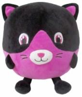 Holiday Home Round Plush Cat