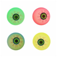 Holiday Home Bouncy Eye Balls - Assorted