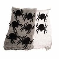 Holiday Home Creepy Spider Drape Decor - 1 ct