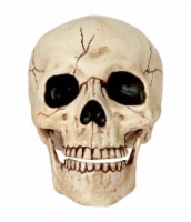 Holiday Home Skull Decor - 5.88 in