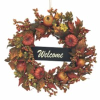 Holiday Home® Welcome Wreath - Brown