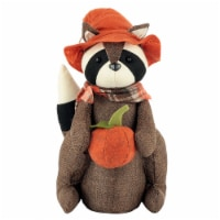 Holiday Home® Plush Harvest Raccoon