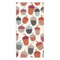 Holiday Home® Acorns Dual Print Kitchen Towel