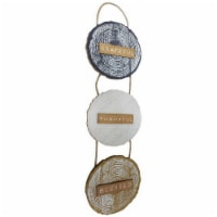 Holiday Home® Wood Slice Wall Décor