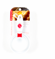 Everyday Living® Measuring Cups - White