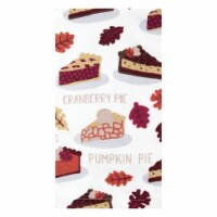 Holiday Home® Print Dual Kitchen Towel - Pie