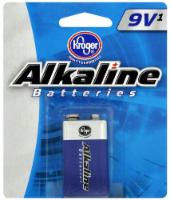 Kroger® 9-Volt Alkaline Battery