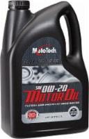 MotoTech® 0W-20 SAE Full Synthetic Motor Oil