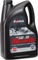 Moto Tech® 5W-30 SAE Full Synthetic Motor Oil