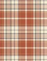 Lintex Felix Plaid Tablecloth - Red/White