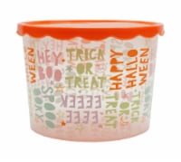 Holiday Home® Halloween Cookie Container