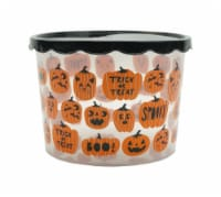 Holiday Home® Pumpkin Cookie Container