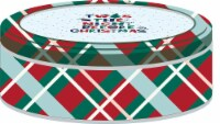 Holiday Home® Large Round Tin - Twas the Night