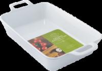 Dash of That™ Rectangular Stoneware Baking Dish - White - 6 qt