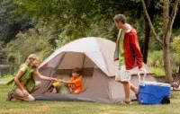 Glacier's Edge® Alturas 4-Person Dome Tent - Grey