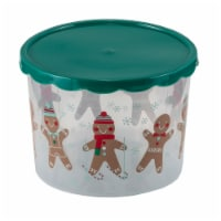 Holiday Home® Gingerbread Food Container