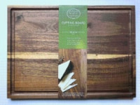 Dash of That® Acacia Wood Cutting Board