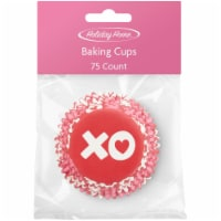 Holiday Home™ Valentine's XOXO Baking Cups
