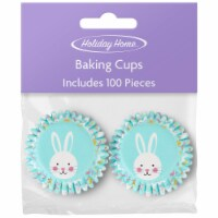 Holiday Home Mini Bunny Face Baking Cups
