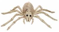 Holiday Home Spider Skeleton Decor - Cream - 2.5 in