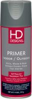 HD Designs® Indoor/Outdoor Primer Spray Paint - Gray
