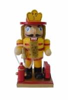 Holiday Home® Fireman Nutcracker