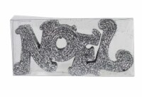 Holiday Home® Noel Ornaments - Silver