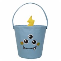 Holiday Home Canvas Monster Easter Bucket