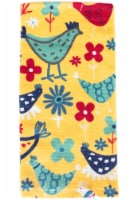Everyday Living Chickens Kitchen Towel