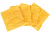 Everyday Living® Solid Dish Cloths - Yellow