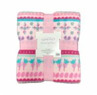 Holiday Home® Easter Fairisle Throw Blanket