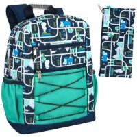 A.D. Sutton Trucks Kids Backpack - 1 ct