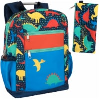 A.D. Sutton Dino Kids Backpack - 1 ct