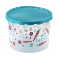 Holiday Home Bunny Garden Cookie Tub