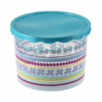 Holiday Home Spring Fairsle Cookie Tub