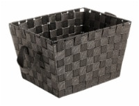 Everyday Living® Woven Storage Tote - Small - Espresso