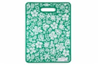 HD Designs Outdoors Floral Poly Board - Green