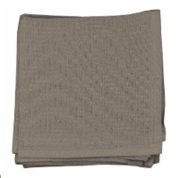 Dash of That Woven Waffle Dishcloth Set - Taupe