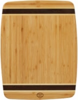 Dash of That™ Tuxedo Bamboo Cutting Board - Natural