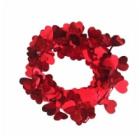Holiday Home® 24 LED Mini Heart String Lights - Red